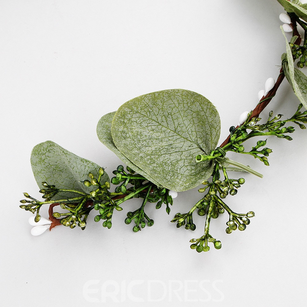 Hairband Plant Hollow Out Wedding Hair Accessories