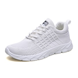 Ericdress Mesh Round Toe Lace-Up Men's Running Shoes