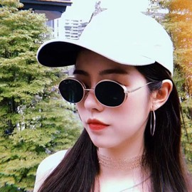 Ericdress Vintage Round New Fashion Sunglasses