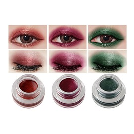 Ericdress 15 Colors Waterproof Eyeshadow Cream Eye Shadow