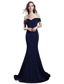 Ericdress Sweetheart Mermaid Evening Dress