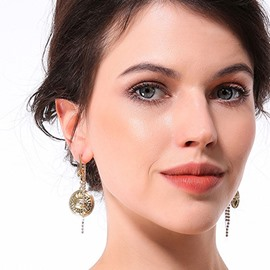 Ericdress Alloy Diamante Women Earrings