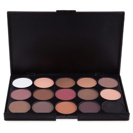 Ericdress Smoke Rose 15 Colour Eye Shadow