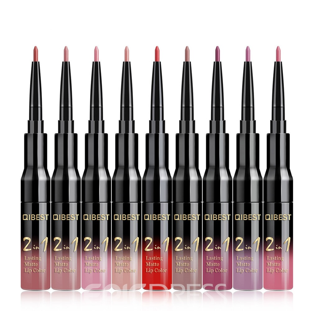 Ericdress Double End Lip Gloss &Lip Liner