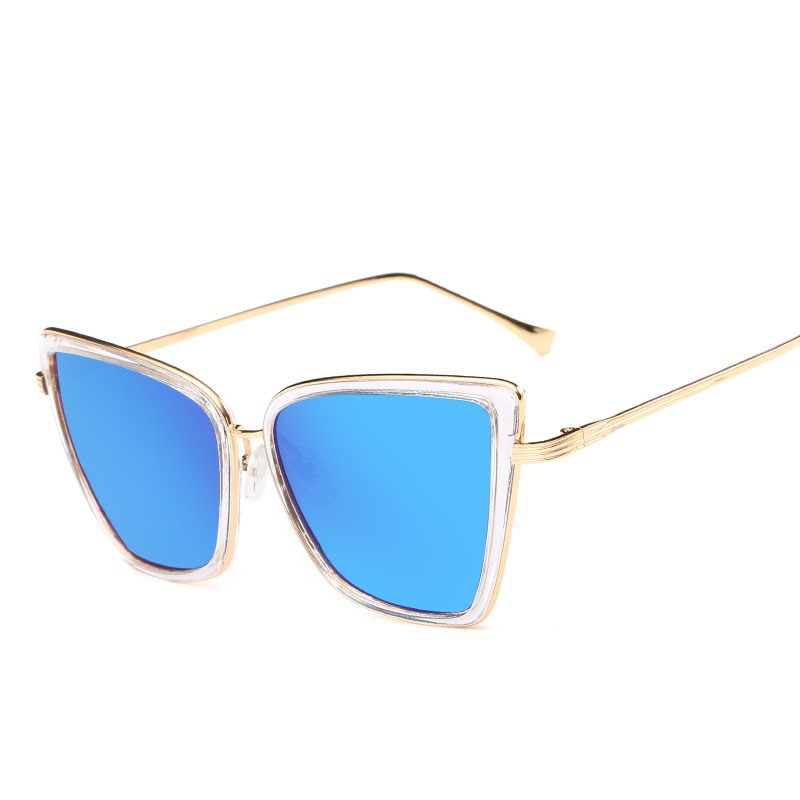 Ericdress Poly Carbonate Fashion Cat Eye Sunglasses