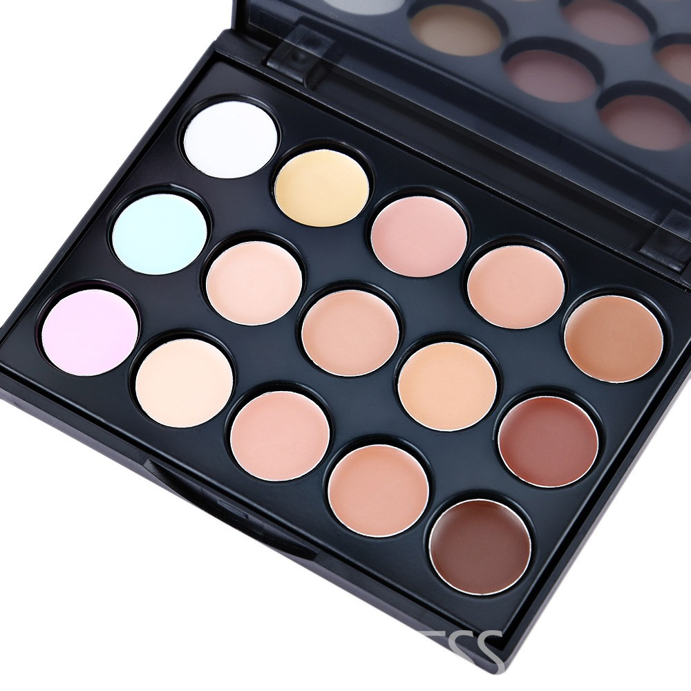 Ericdress 15 Colour Concealers