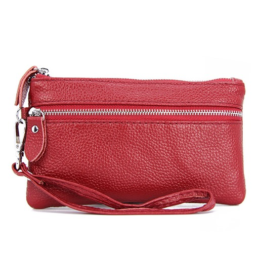 Ericdress Organizer Wallet PU Women Wallets