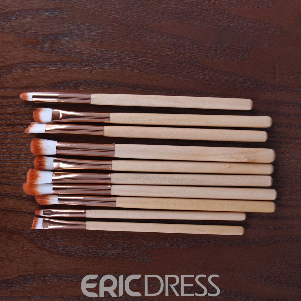 Ericdress Fashion Synthetic Fibre Makeup Brush Set