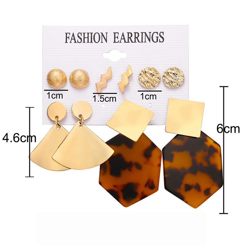 Ericdress European Alloy Earrings