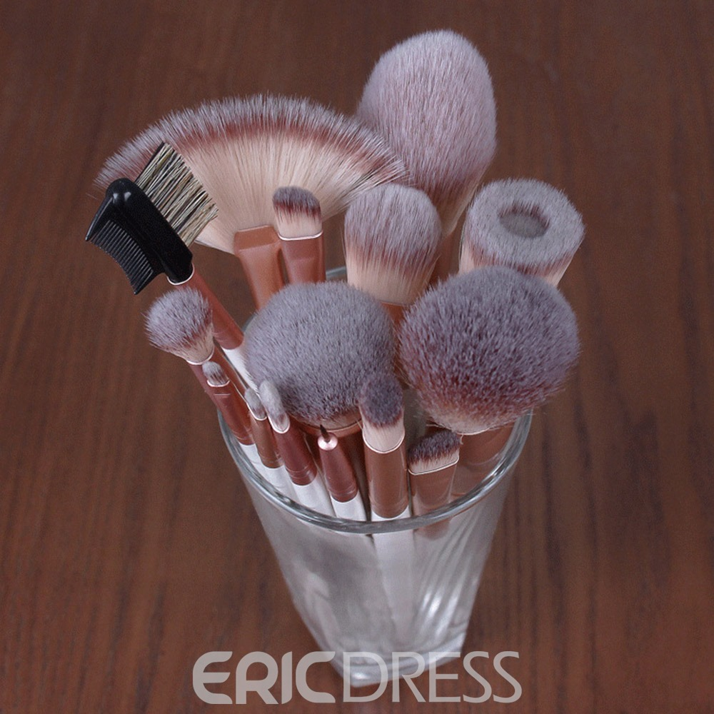 Ericdress Synthetic Fibre Makeup Brush Set