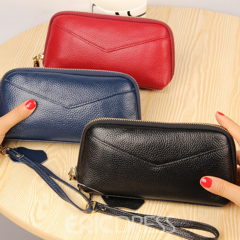 Ericdress Women PU Organizer Wallet Wallets