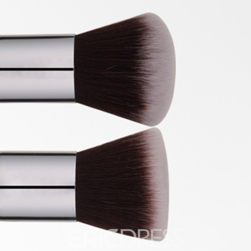 Ericdress Wooden Handle Makeup Brush Set