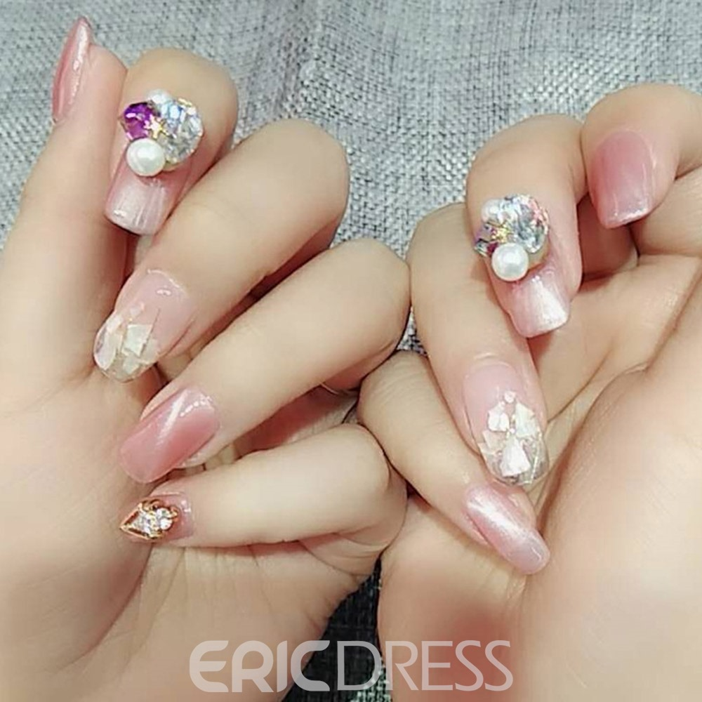 Ericdress 12 Colour Nail Stickers & Decals