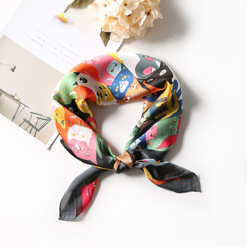 Ericdress Polyester Print Cat Scarf