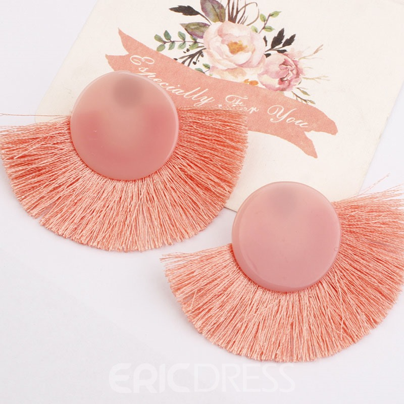 Ericdress Tassel Earrings For Women