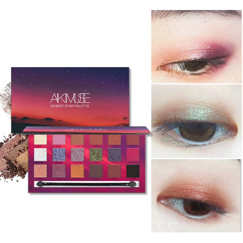 Ericdress Desert Star Eye Shadow