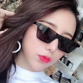 Ericdress 2019 New Fashion Square Fashion Sunglasses