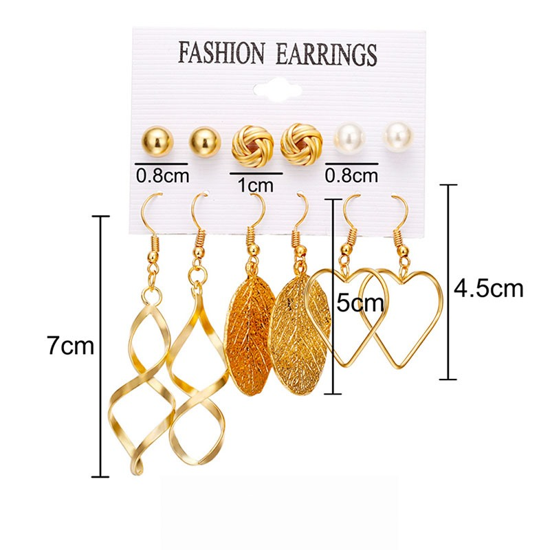 Ericdress Alloy E-Plating Party Earrings