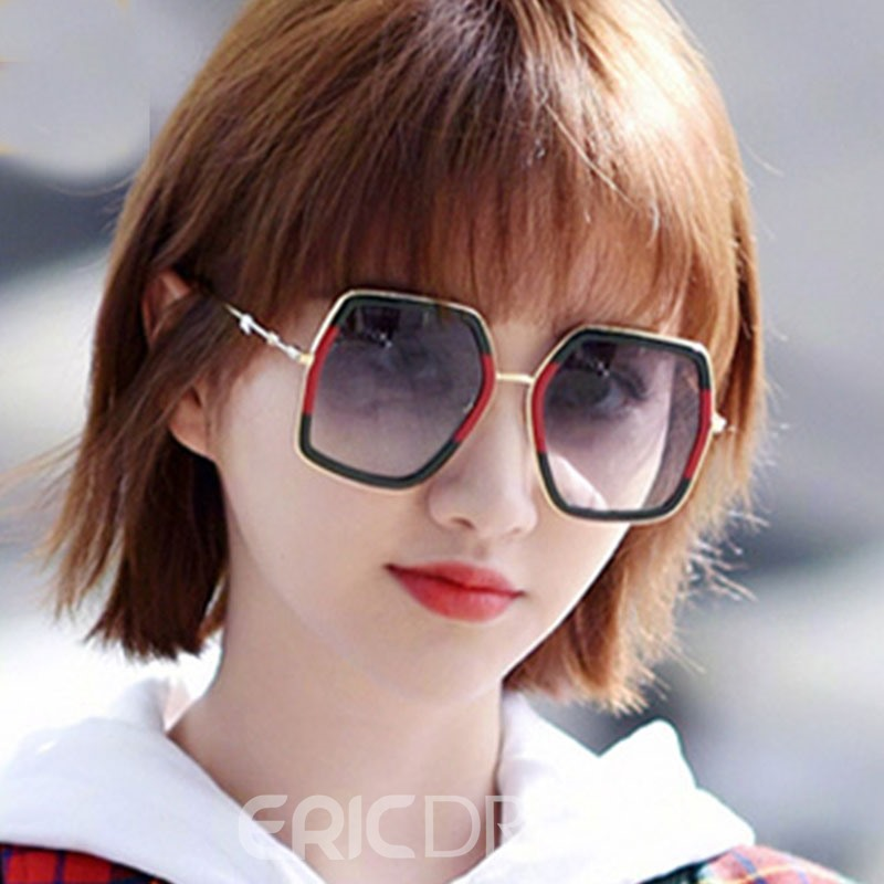 Ericdress New Fashion Resin Sunglasses For Women