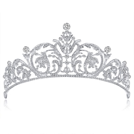 Ericdress Crown European Gemmed Hair Accessories (Wedding)