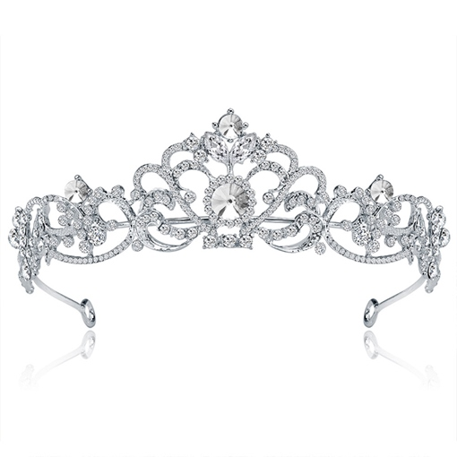 Ericdress Tiara Crown European Hair Accessories (Wedding)