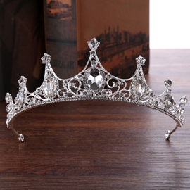 Ericdress Korean Tiara Gemmed Hair Accessories (Wedding)