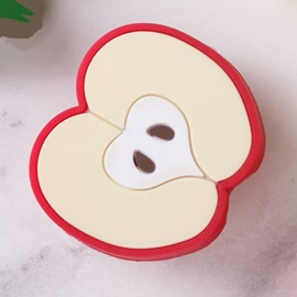 Ericdress Fruit Iphone678X Data Cable Cartoon Protector