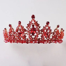 Ericdress Gemmed Tiara Crown Hair Accessories (Wedding)