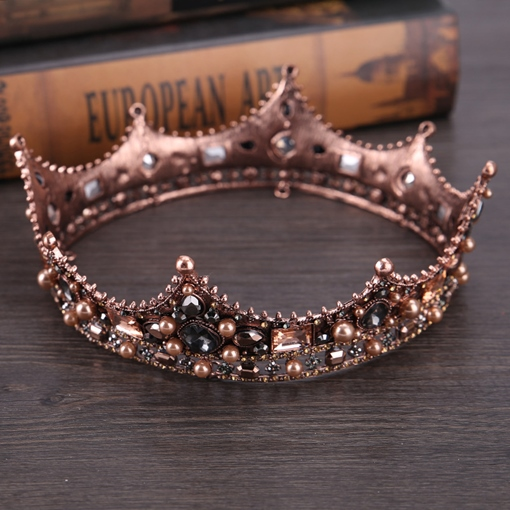 Ericdress Crown Tiara European Hair Accessories (Wedding)