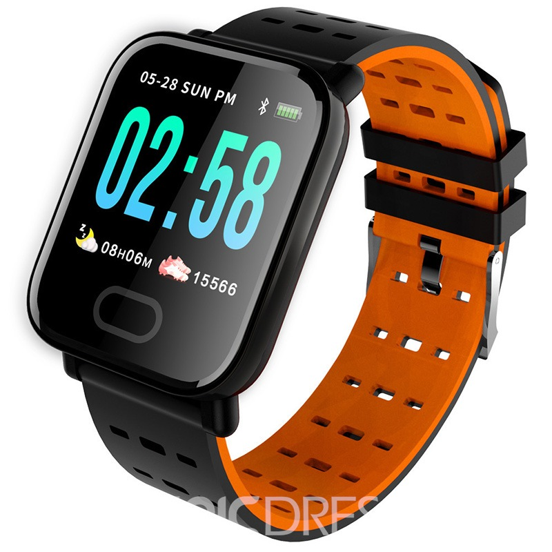 Ericdress Real Time Heart Rate Sleep Monitoring Smart Watch