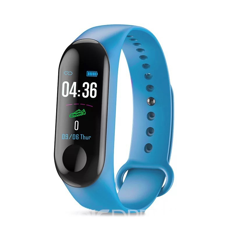 Ericdress M3 Color Screen Step Waterproof Smart Bracelet