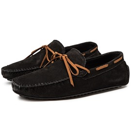 Ericdress Faux Suede Slip-On Men's Casual Shoes