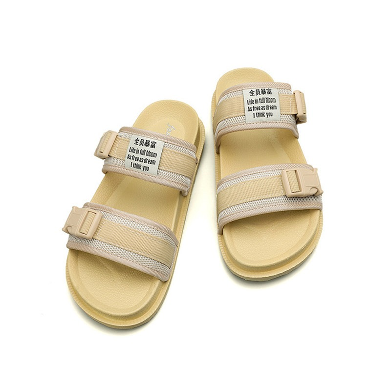 Ericdress Buckle Men's Casual Sandals