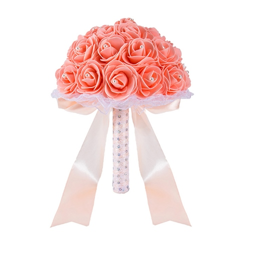 European Cloth Rose Wedding Decorating Flowers