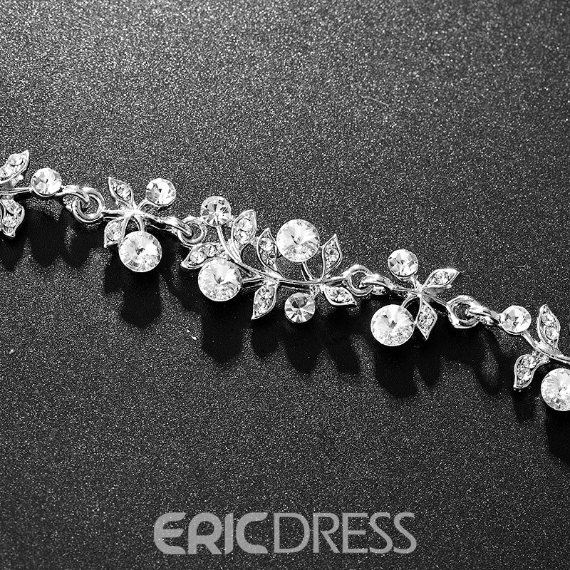 E-Plating Korean Earrings Jewelry Sets (Wedding)