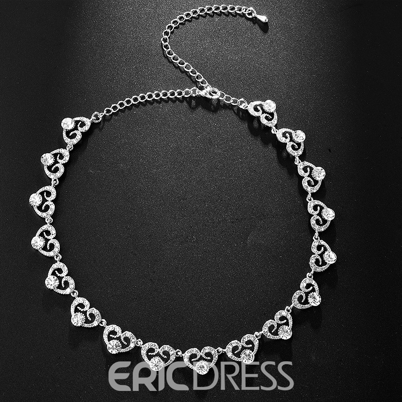 Ericdress Floral Korean Necklace Jewelry Sets (Wedding)