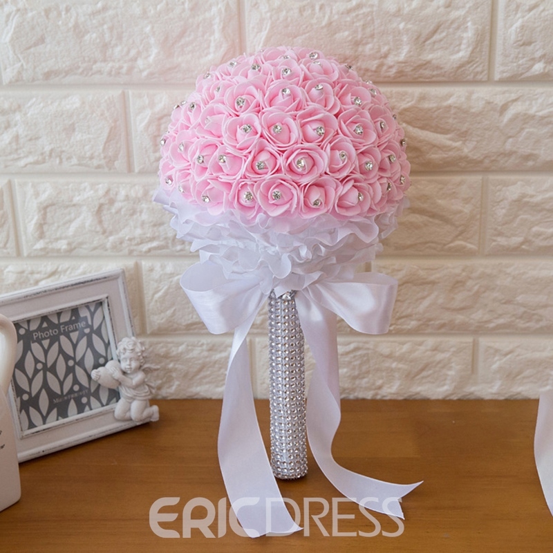 Rose European Cloth Wedding Decorating Flowers