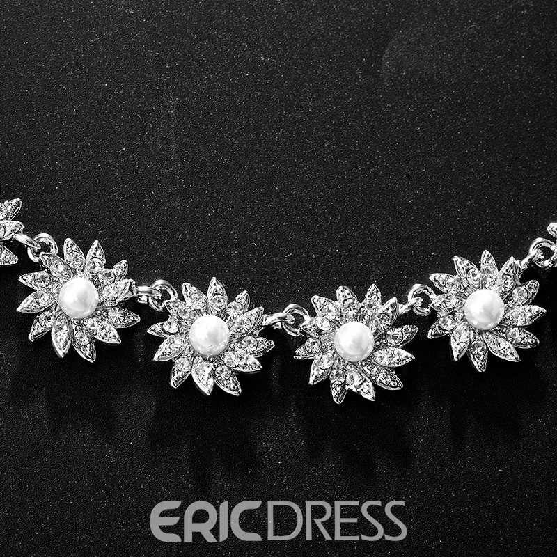 Ericdress E-Plating Korean Necklace Jewelry Sets (Wedding)
