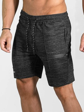ericdress Männer Brief drucken Sport Shorts Basketballhosen