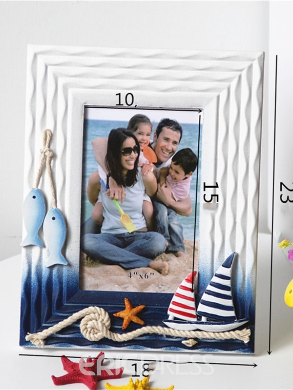Ericdress Rectangle Modern Photo Frames/Photo Wall