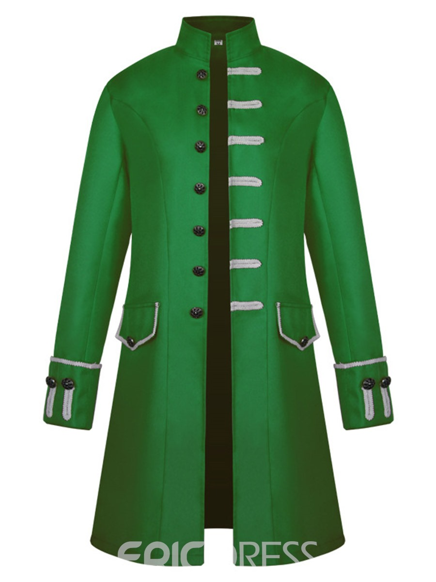 Ericdress Vintage Plain Period Long Sleeve Polyester Costumes