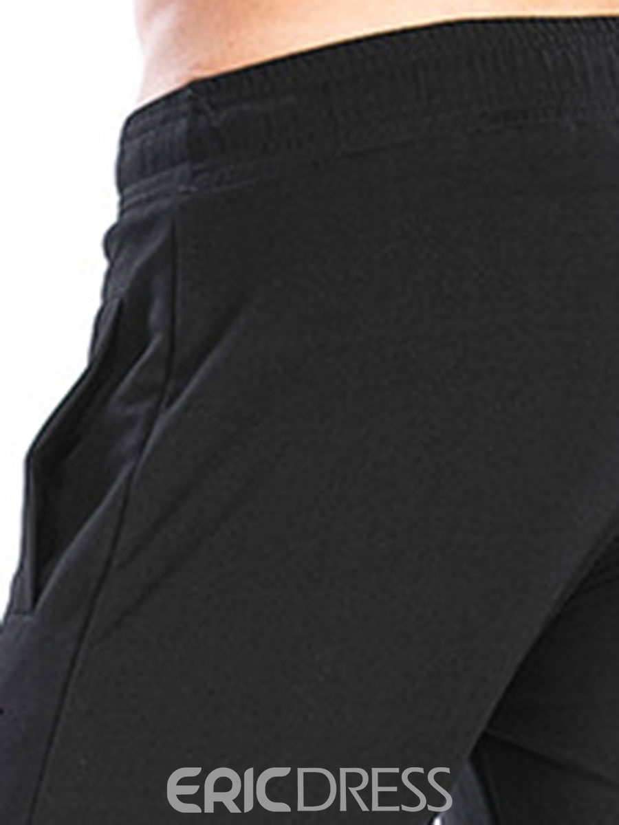 Ericdress Men Breathable Ankle Length Sports Pants