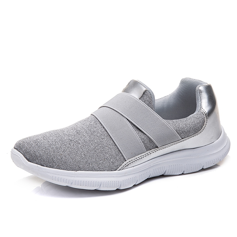 Ericdress Mesh Elastic Band Slip-On Women's Sneakers