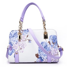 Ericdress Print Fashion PU Handbags