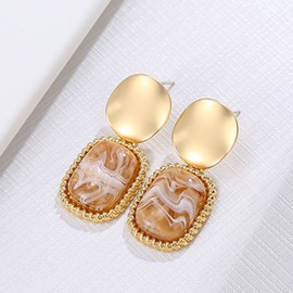 Ericdress Classic Plastic Vintage Earrings