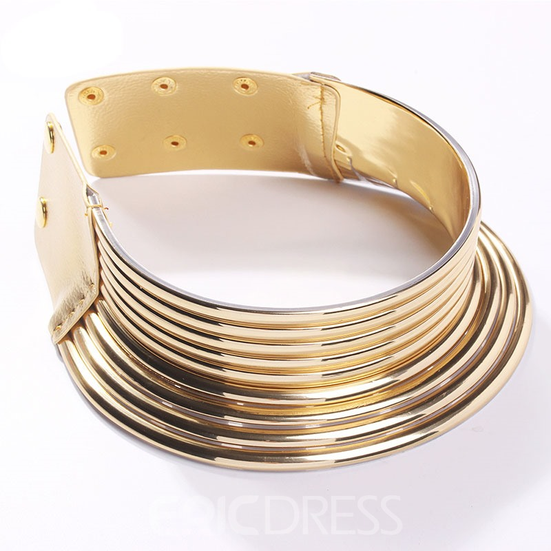 Ericdress Torques Alloy Necklaces