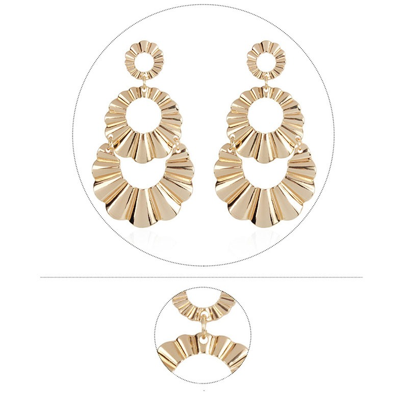 Ericdress Vintage E-Plating Prom Earrings