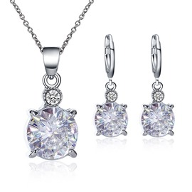 Ericdress Diamante Prom Jewelry Set