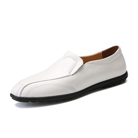 Ericdress PU Round Toe Slip-On Men's Comfrotable Shoes