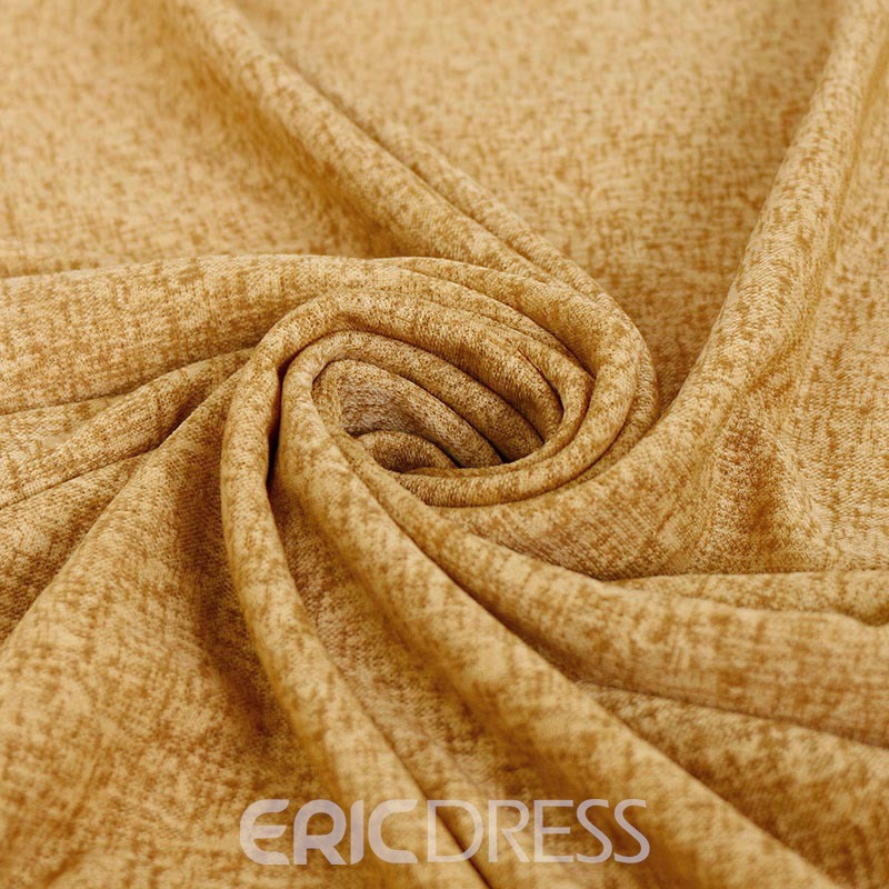 Ericdress Cotton Hollow Lace Plain Scarf
